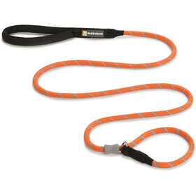 Ruffwear Just-a-Cinch Collar pumpkin orange